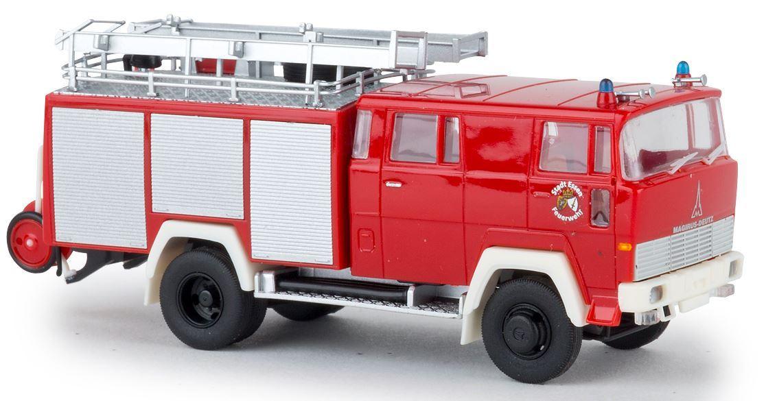 1//87 Brekina MB LAF 1113 LF 16 Fw Stadt Essen 47134